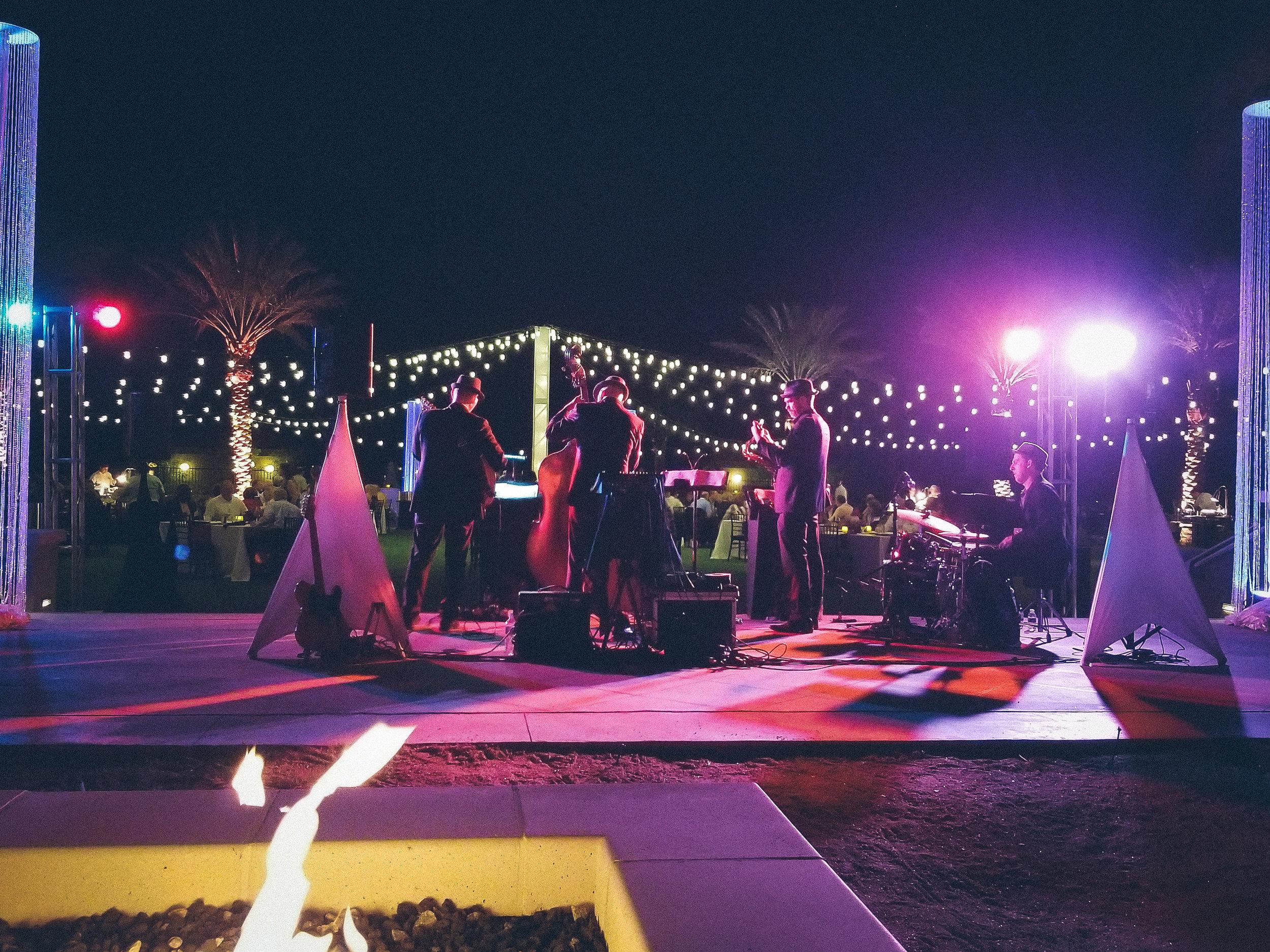 PN Quintet at The Ritz Carleton Palm Springs