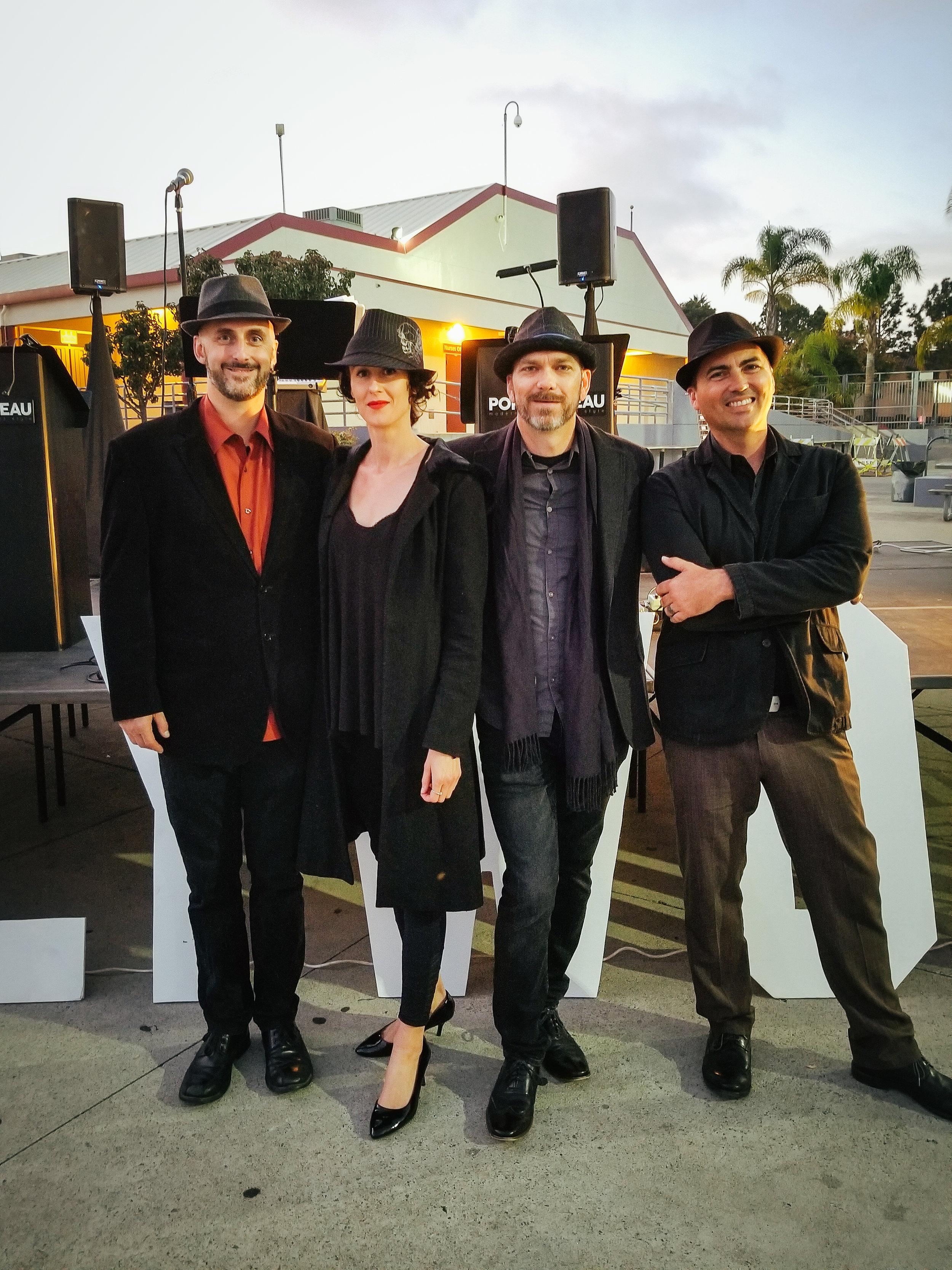 Pop Nouveau Trio with Vocalist Kate Campbell