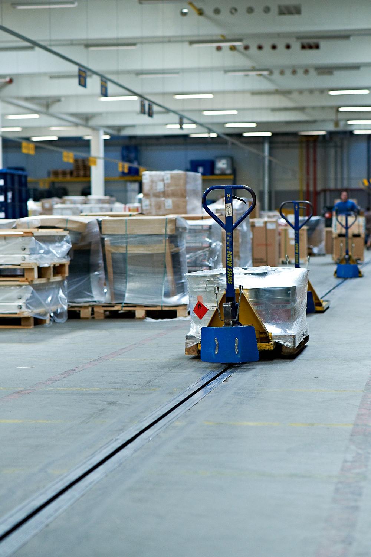 DACHSER Intelligent Logistics