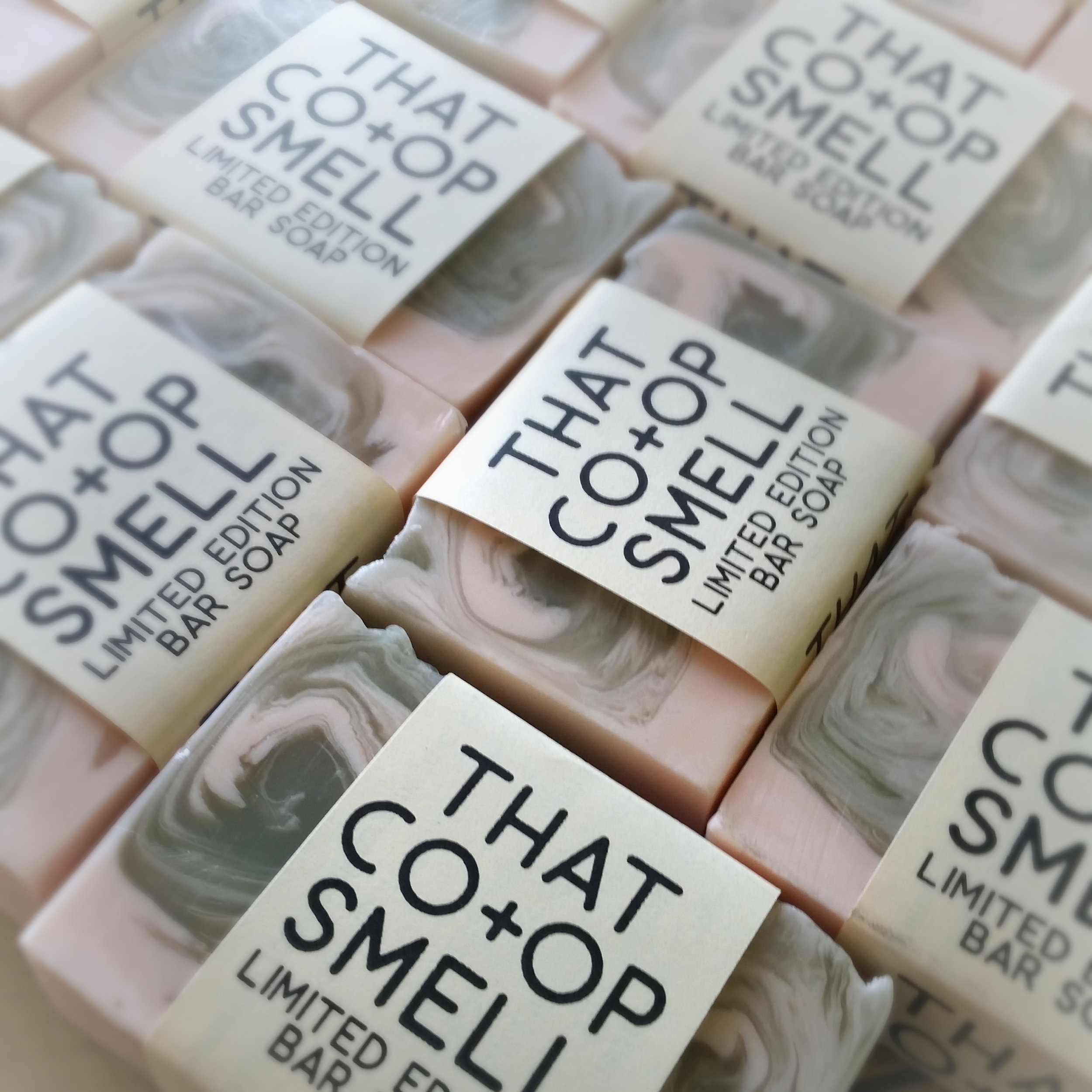 """""""That Co+op Smell"""" - our new collaboration with New Mexico Soap"""
