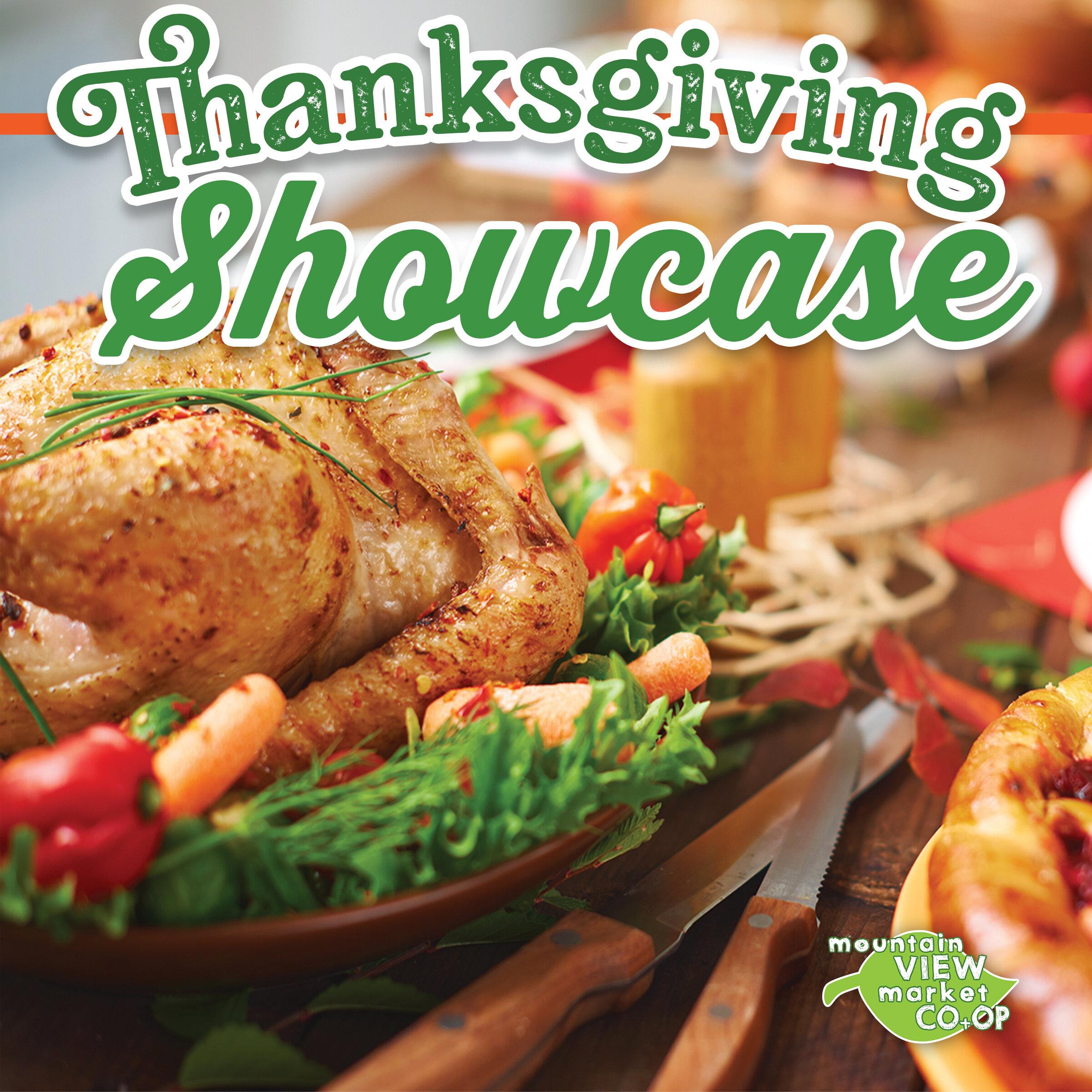 Thanksgiving Showcase event and social media.jpg
