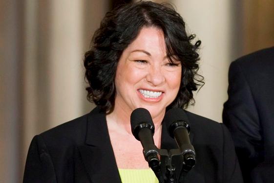 Sonia Sotomayor Nomination