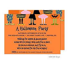 halloween invitations -