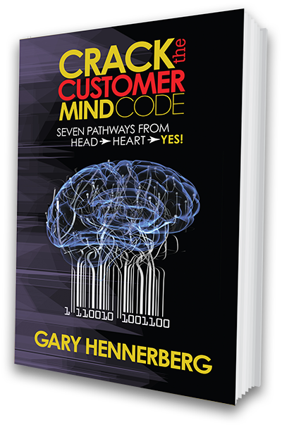 Crack the Customer Mind Code Book Cover