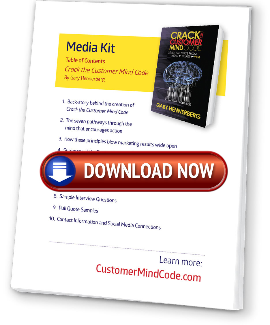 Customer Mind Code Media Kit