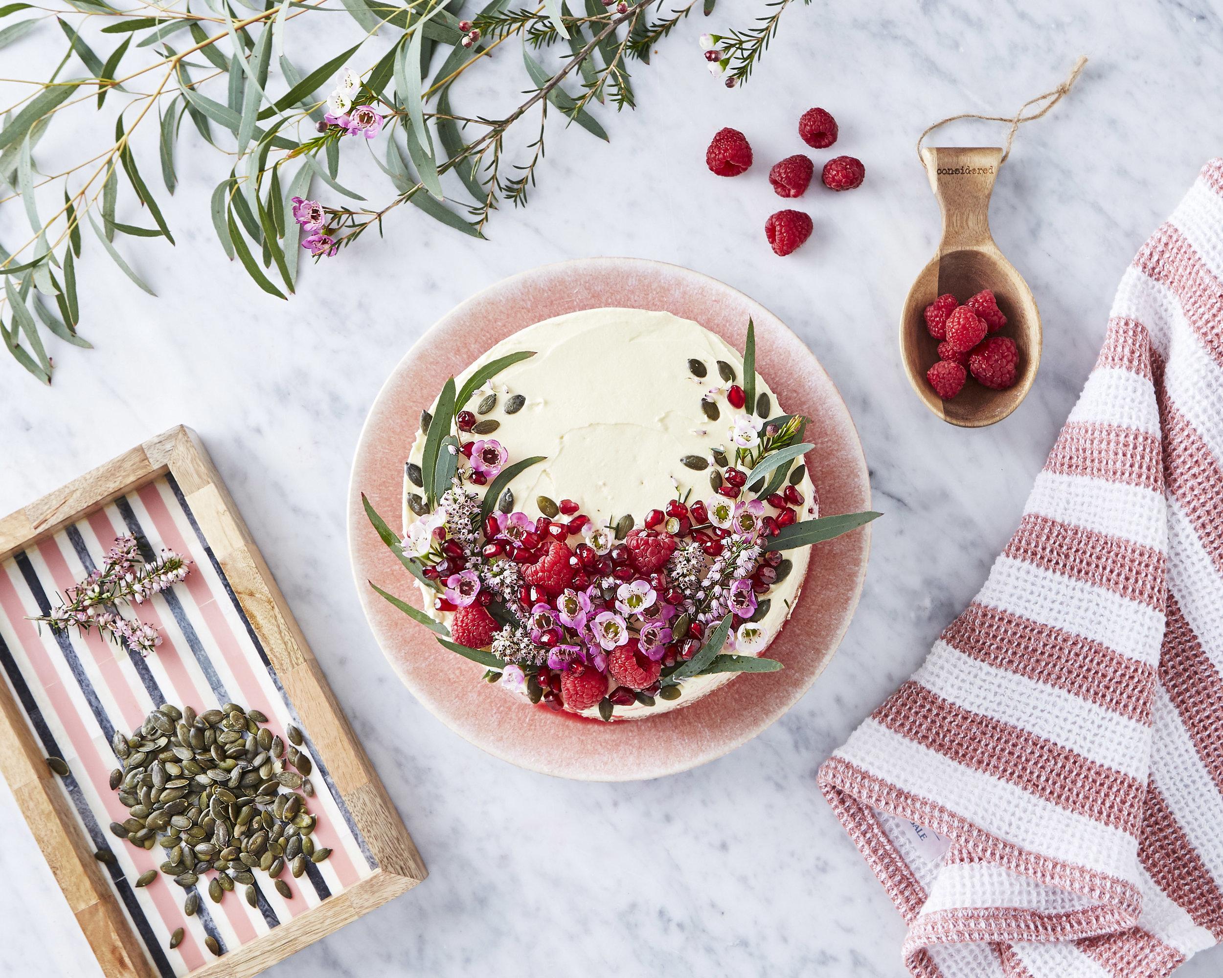 Helen James // Recipes