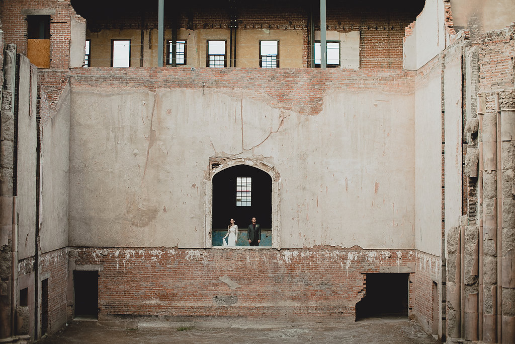 Erin + Patrick - The Monroe Abbey + The MonOrchidPhoenix, Arizona