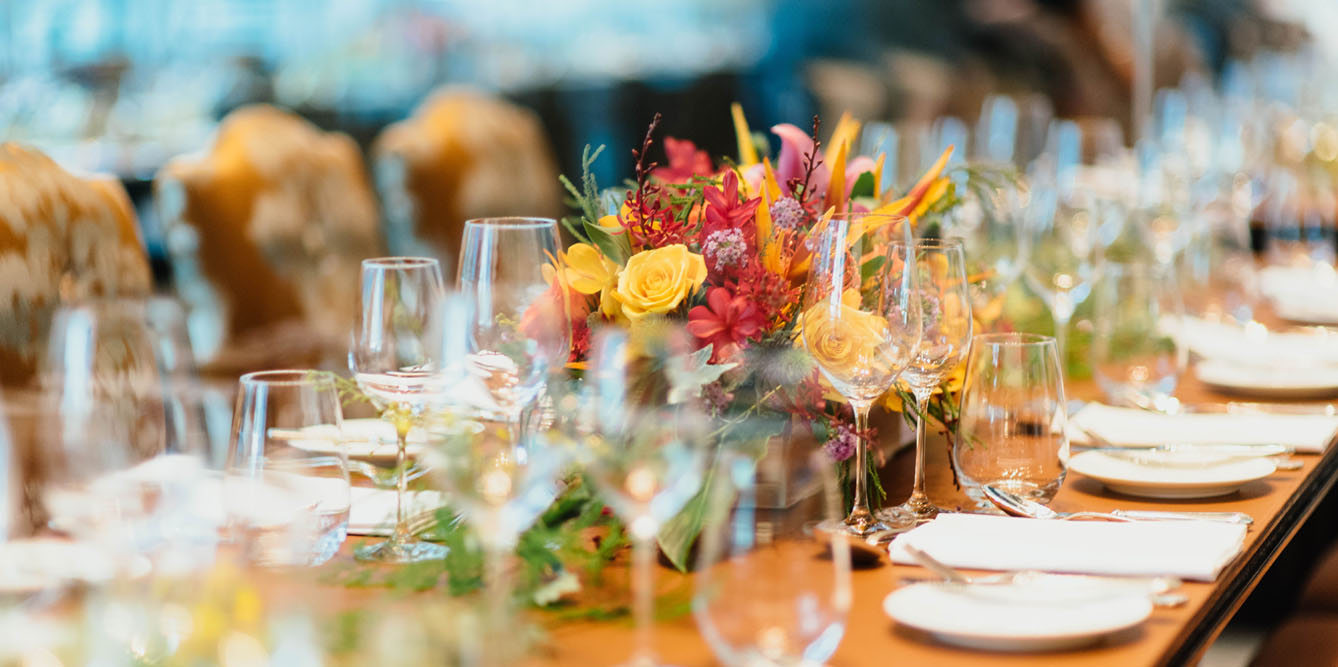 Phoenix, AZ - Madison, WI Corporate Event Florist