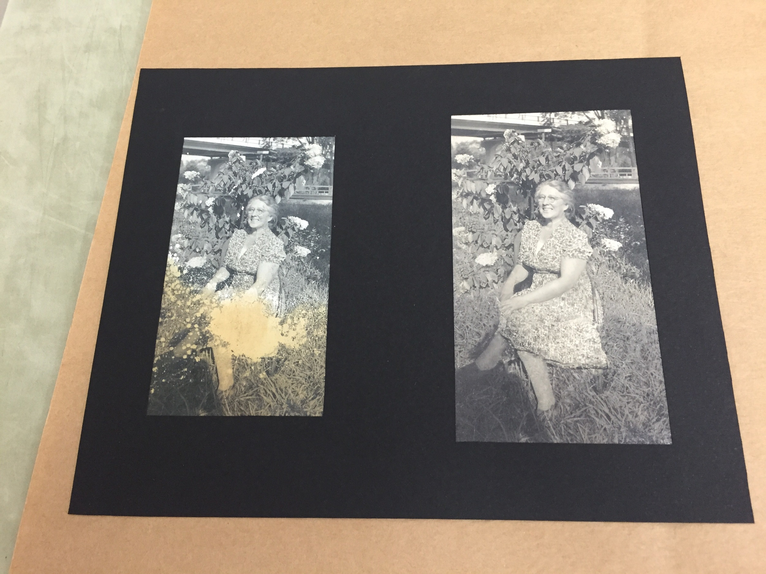 Before (reprint of original) and After
