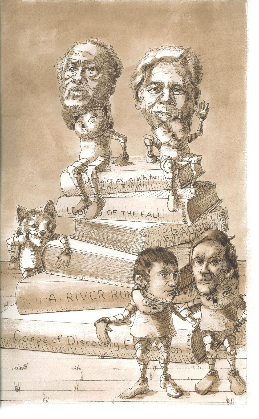 Montana-Storytellers,-ink-on-paper,-2014 (1).jpg