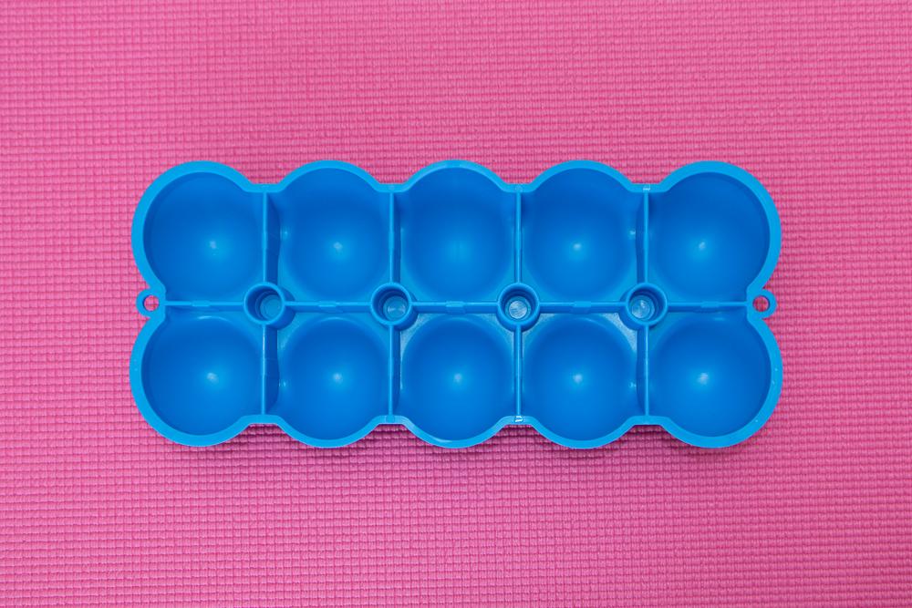 The Back King - Bottom Side No Tennis Balls