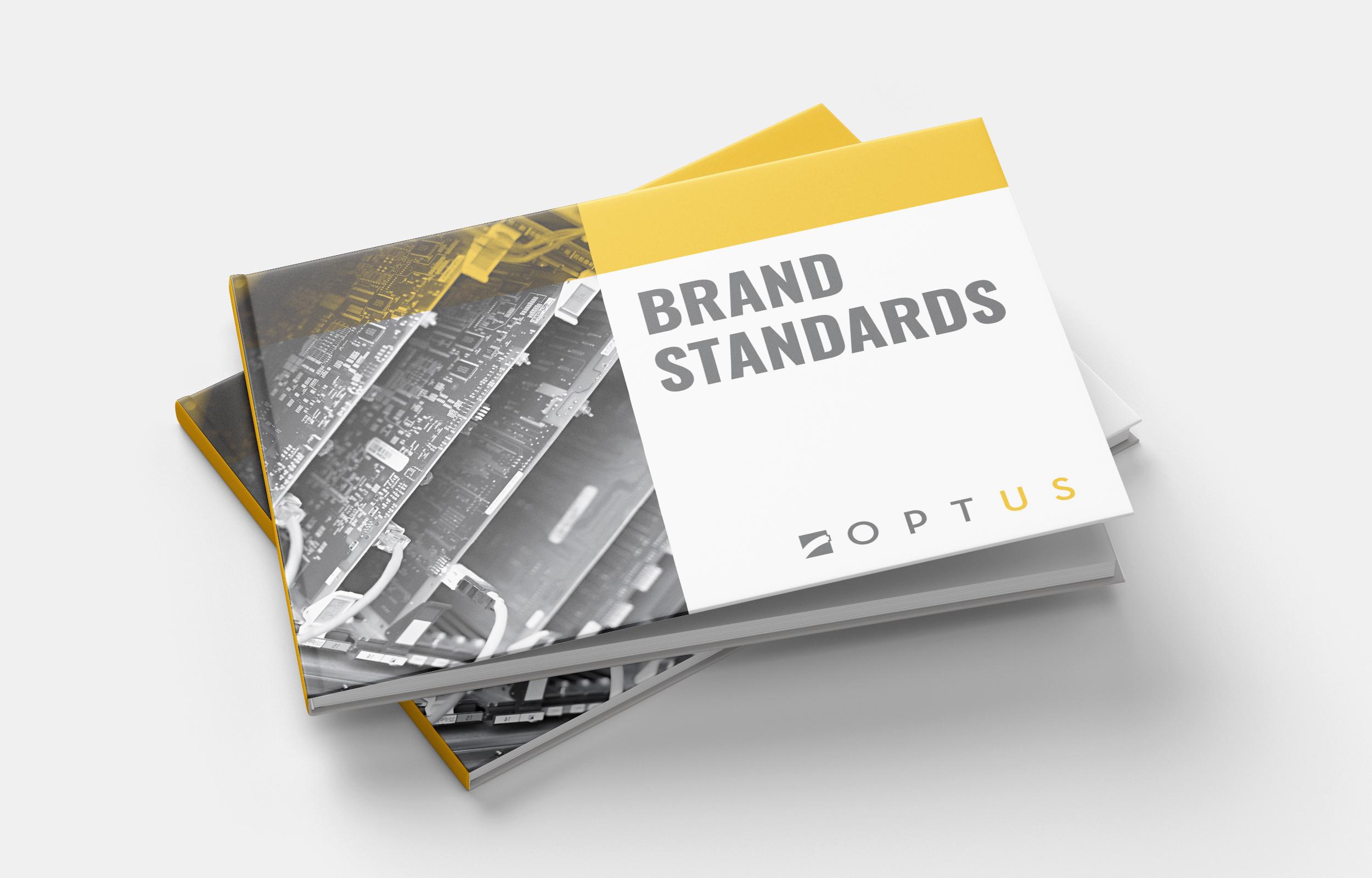 Optus Brand Standards — Kristen Jones Creative