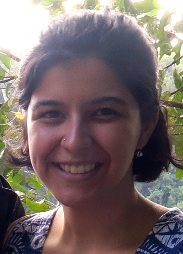Maya Singh - Brown University