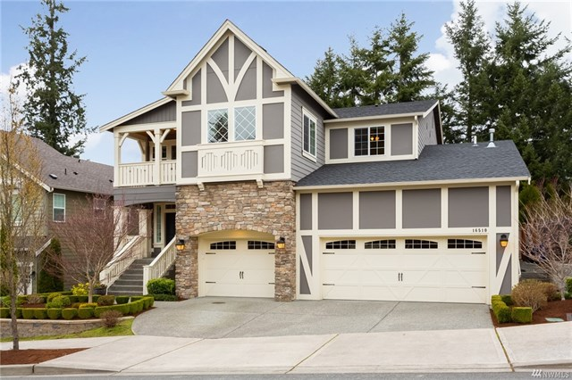 <p><strong>16510 SE 61st Pl, Bellevue</strong>Sold for $1.75M, Represented Seller & Buyer</p>