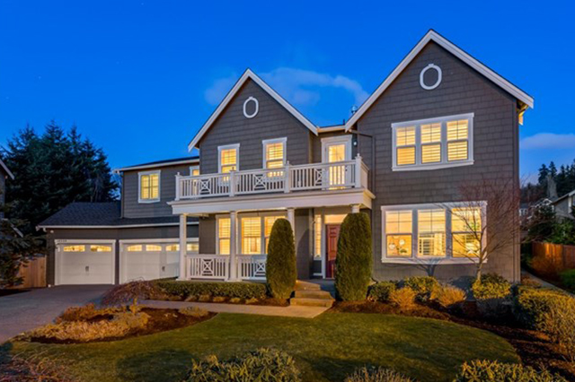 <p><strong>16590 SE 61st Pl, Bellevue</strong>Sold for $1.36M, Represented Seller</p>