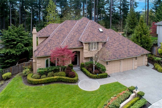 <p><strong>5428 Champery Pl NW, Issaquah</strong>Sold for $1.3625M, Represented Buyer</p>