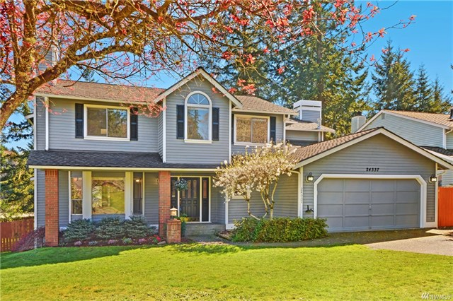 <p><strong>24337 SE 43rd Place, Sammamish</strong>Sold for $725,500, Represented Buyer</p>