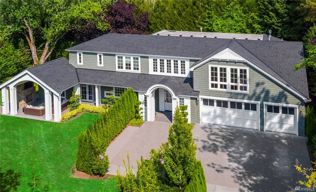 <p><strong>630 81st Ave NE, Medina</strong>Sold for $3.8M, Represented Buyer</p>