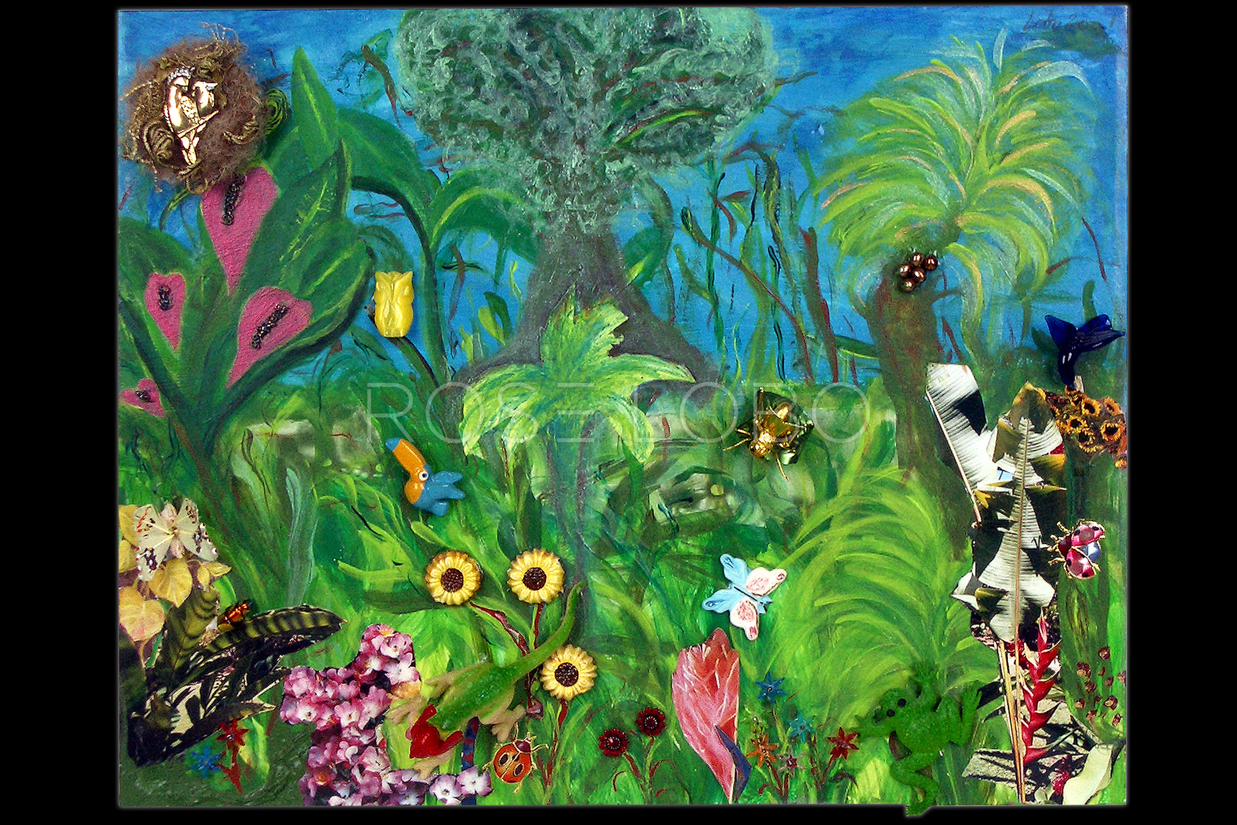 GARDEN OF EDEN (SOLD)