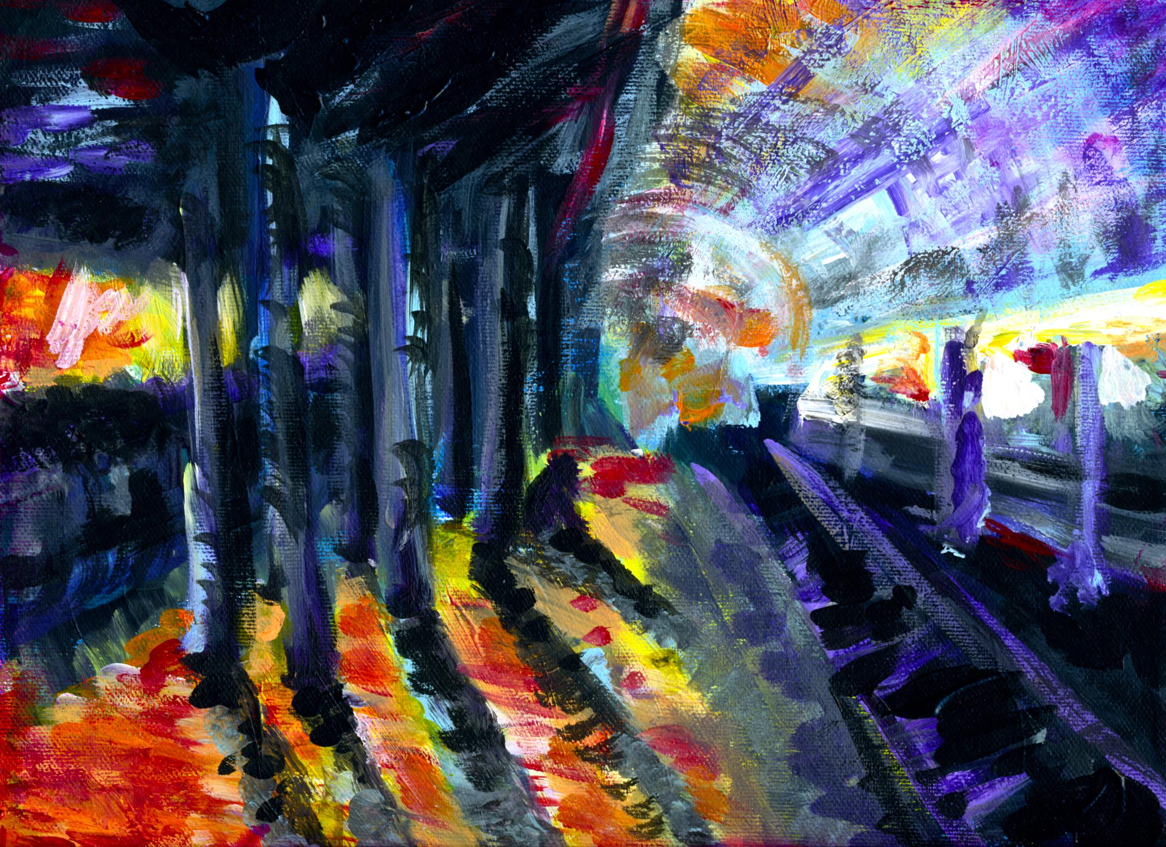 tunnelvision.