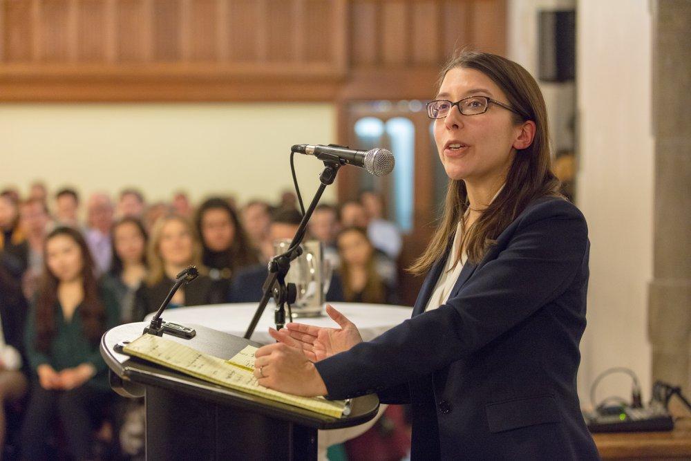 The annual Alumni Debate - March 13, 2018