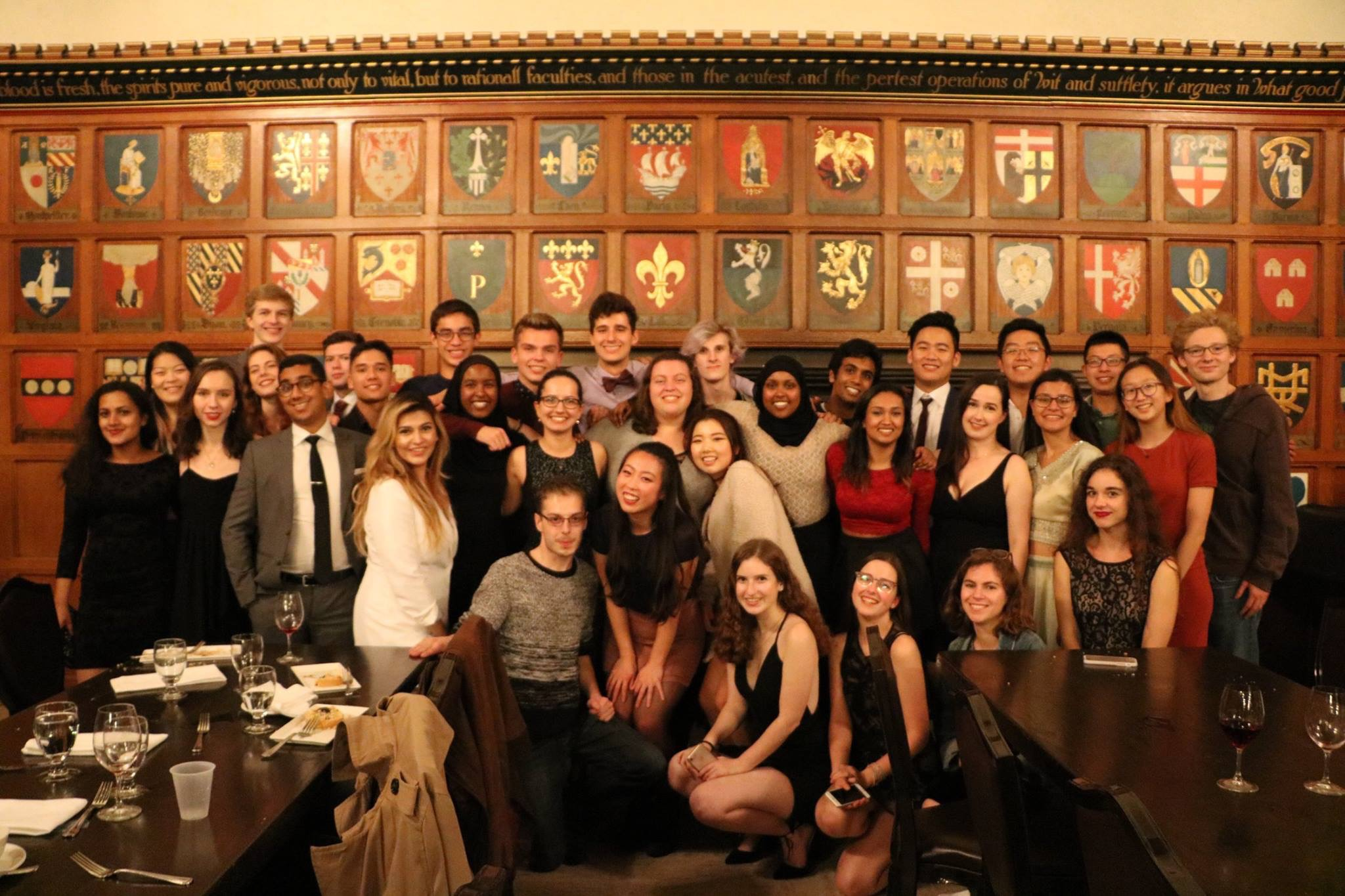 2017 Hart House Inter-Varsity - Oct. 2017