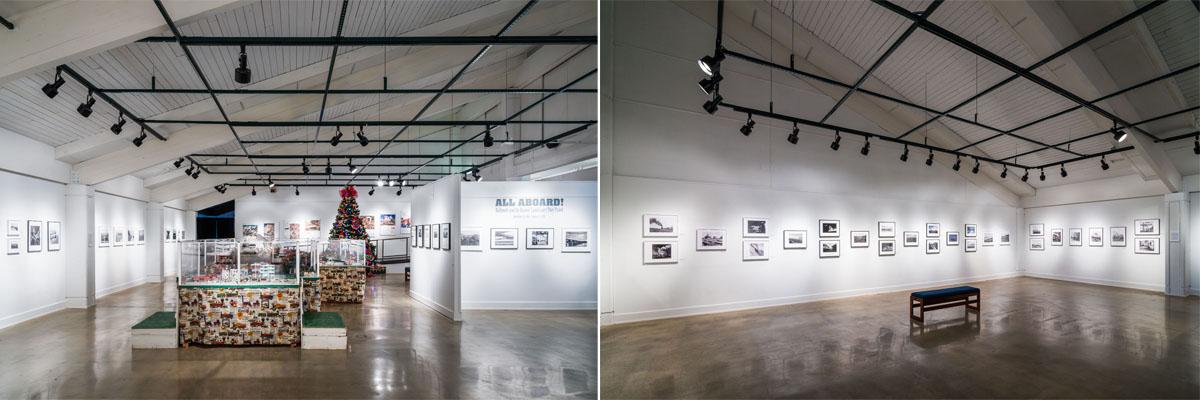 Exhibition installation views courtesy of Benjamin Riley