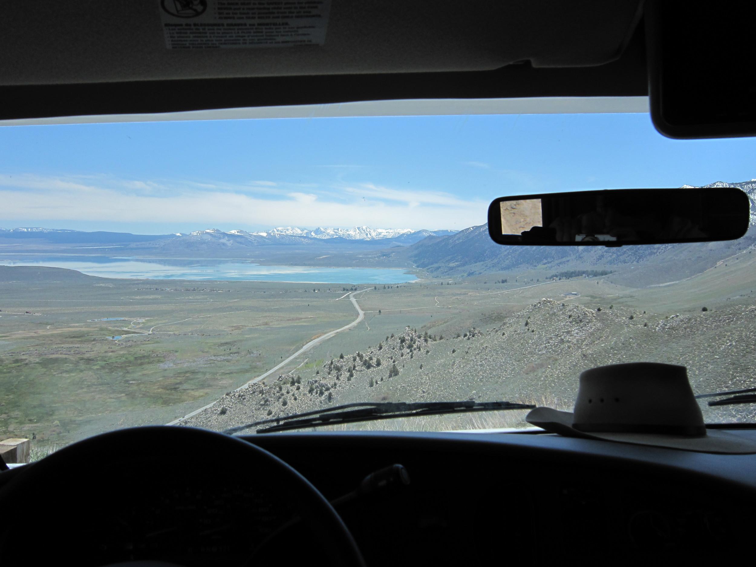 T. Robinson, Mono Lake, 2008
