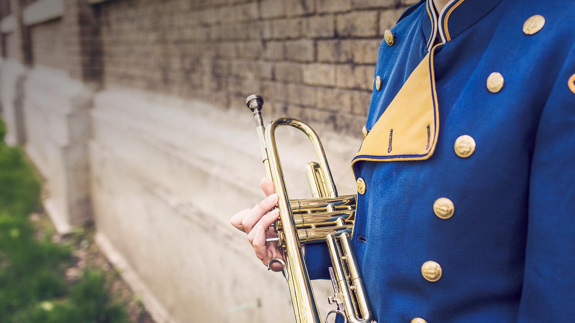 Student trumpet