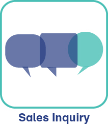 Reach out to our Sales team directly for immediate assistance with all sales-related inquiries.