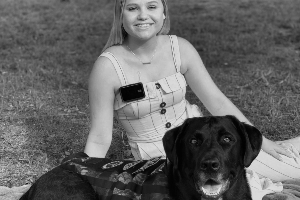 Client Spotlight - This is Kaylah and her faithful Diabetic Alert Dog, Daytona. Daytona's ability to smell the chemical changes in Kaylah's body when she is experiencing seriously high or low blood sugar levels is a lifesaver. Now Daytona needs our help. He was recently diagnosed with a torn ACL (a major stabilizer of the joint) that will require him to have surgery to repair. All donations will go directly to pay for Daytona's surgery and rehabilitation bills.Help Kaylah and us help Daytona in his time of need.