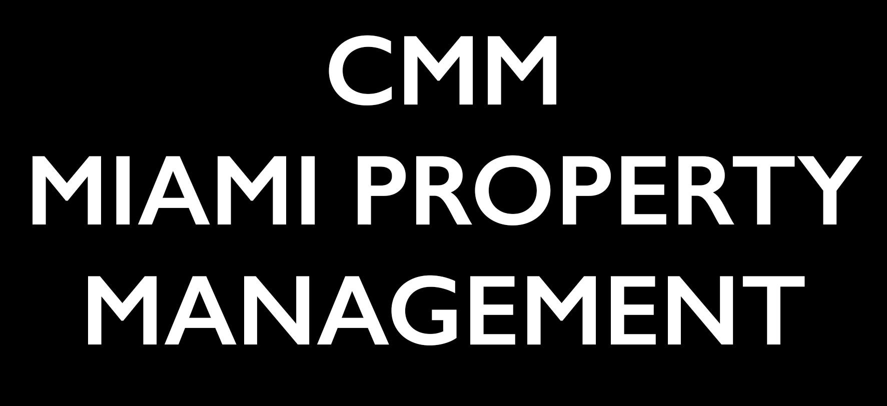 cmm Miami Property Management