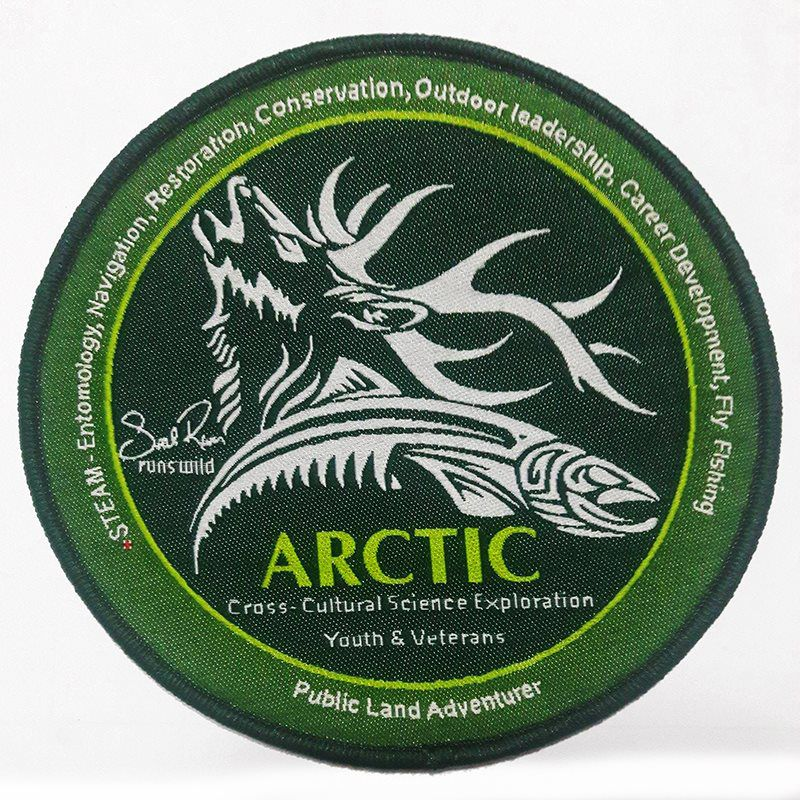 Cross-Cultural Arctic Patch