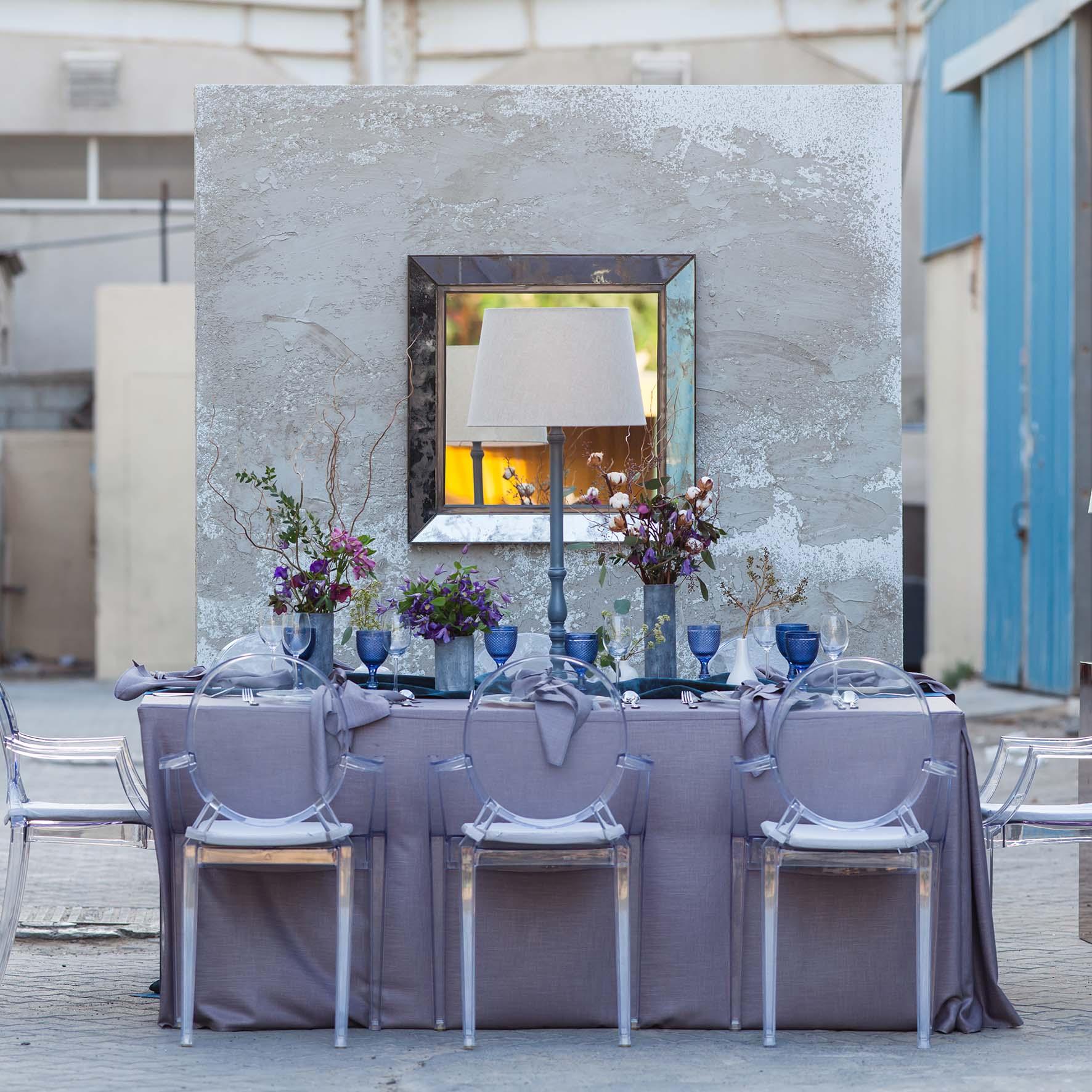 Cordless Lamps - Event Rental Dubai - Epsom