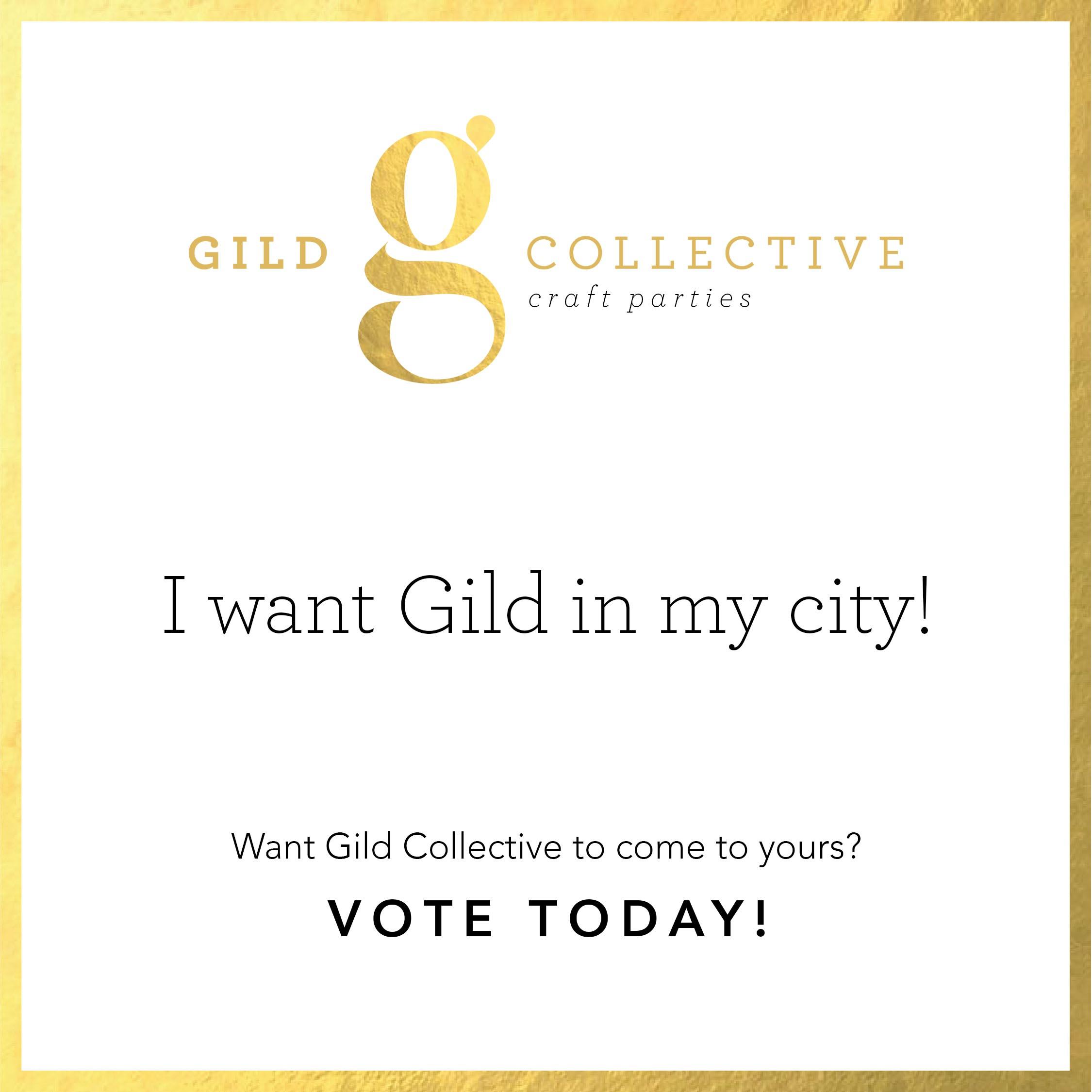 Gild Collective City Vote