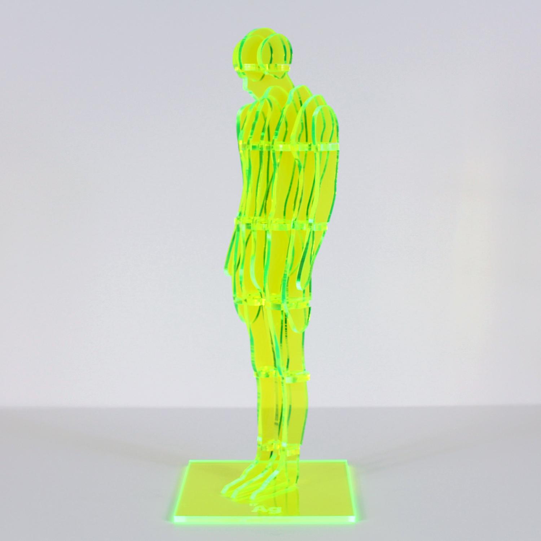 Being (fluorescent green)
