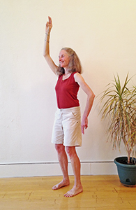 dragon and tiger qigong move 6