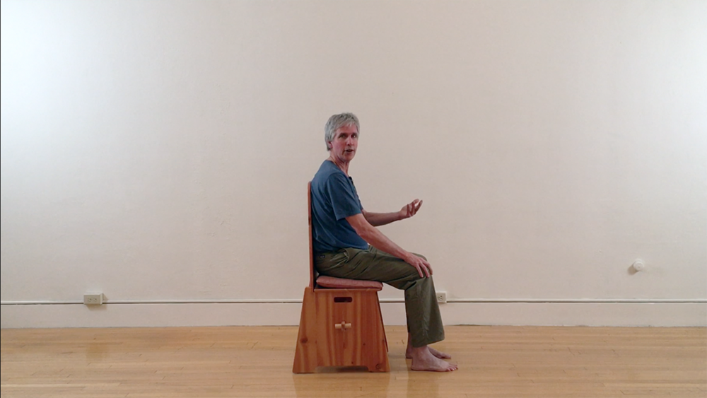 How To Sit In A Chair For Meditation