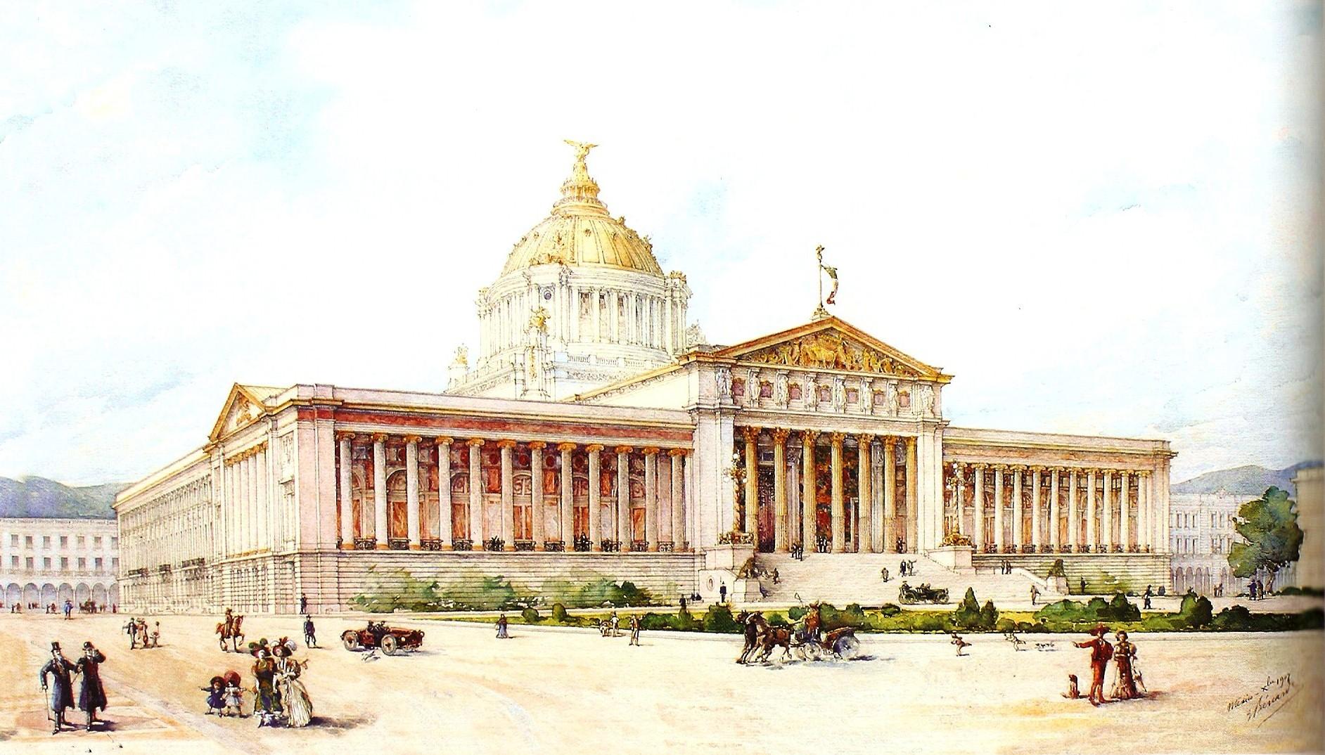 Proyecto de Bérnard para el Palacio Legislativo Federal (1907)-escaneado del librol.jpg