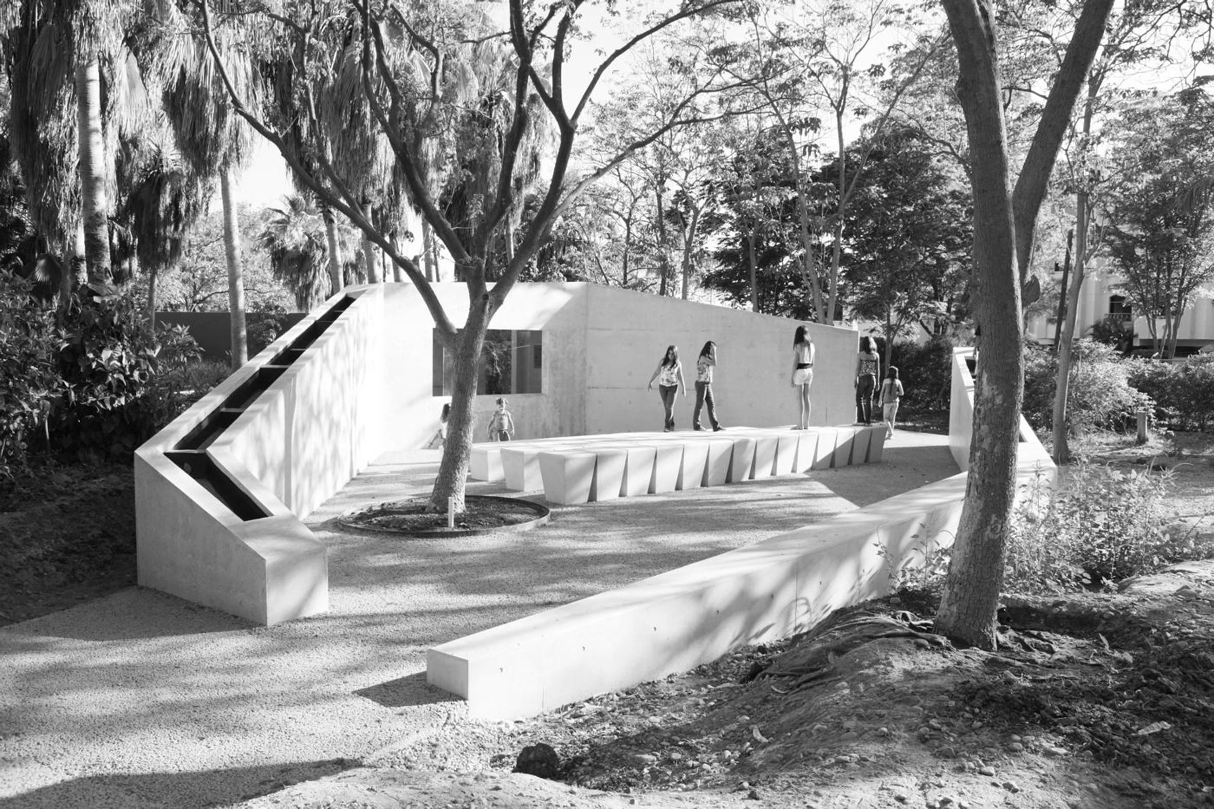 Open Auditorium, Botanical Garden, Culiacan, Sinaloa, Mexico, 2011_gs.jpg