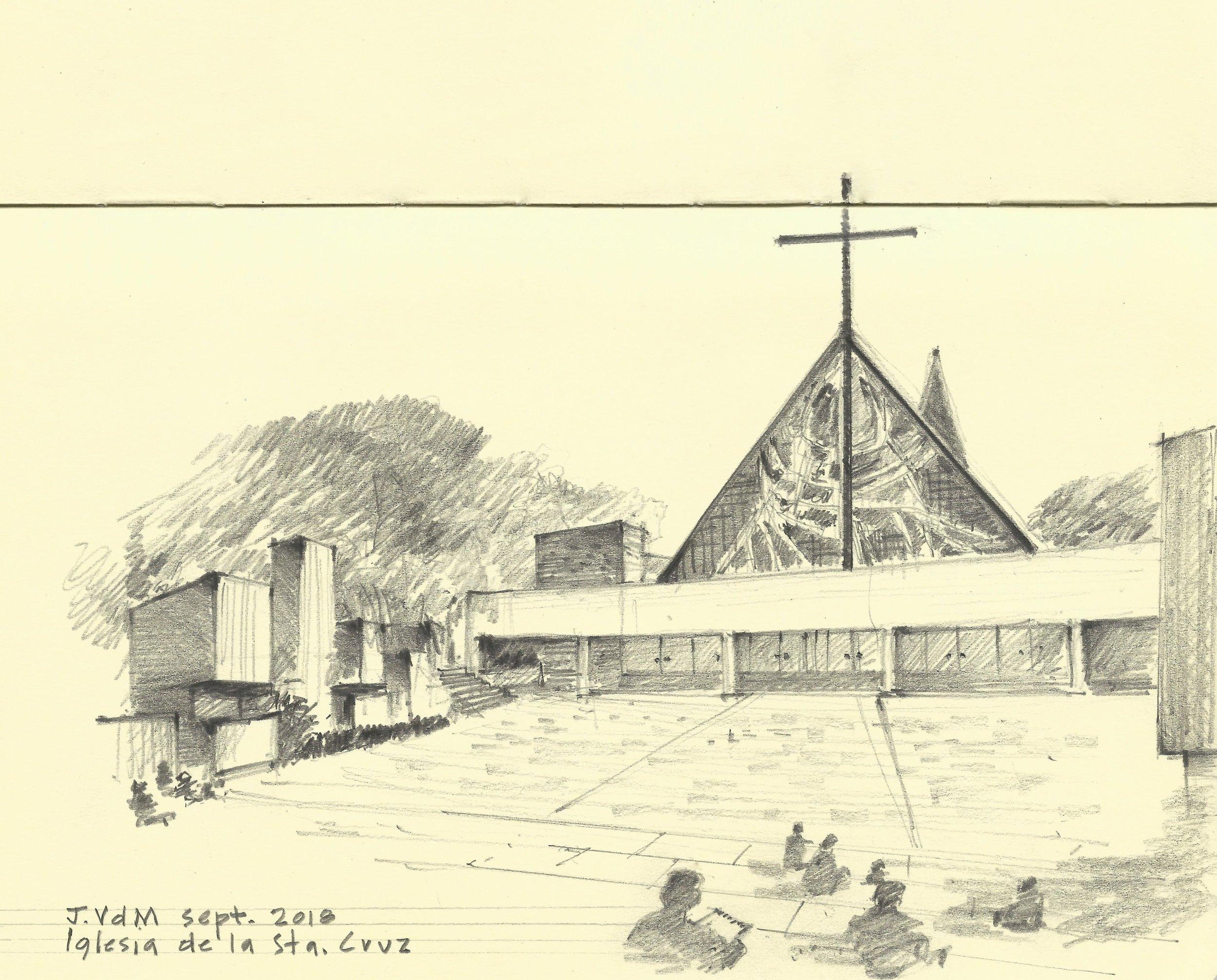 Iglesia de la Santa Cruz 02 sep18.jpg