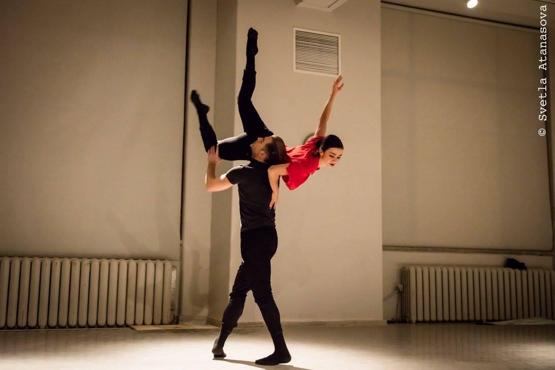 Eva Kolarova and Alexader Hill
