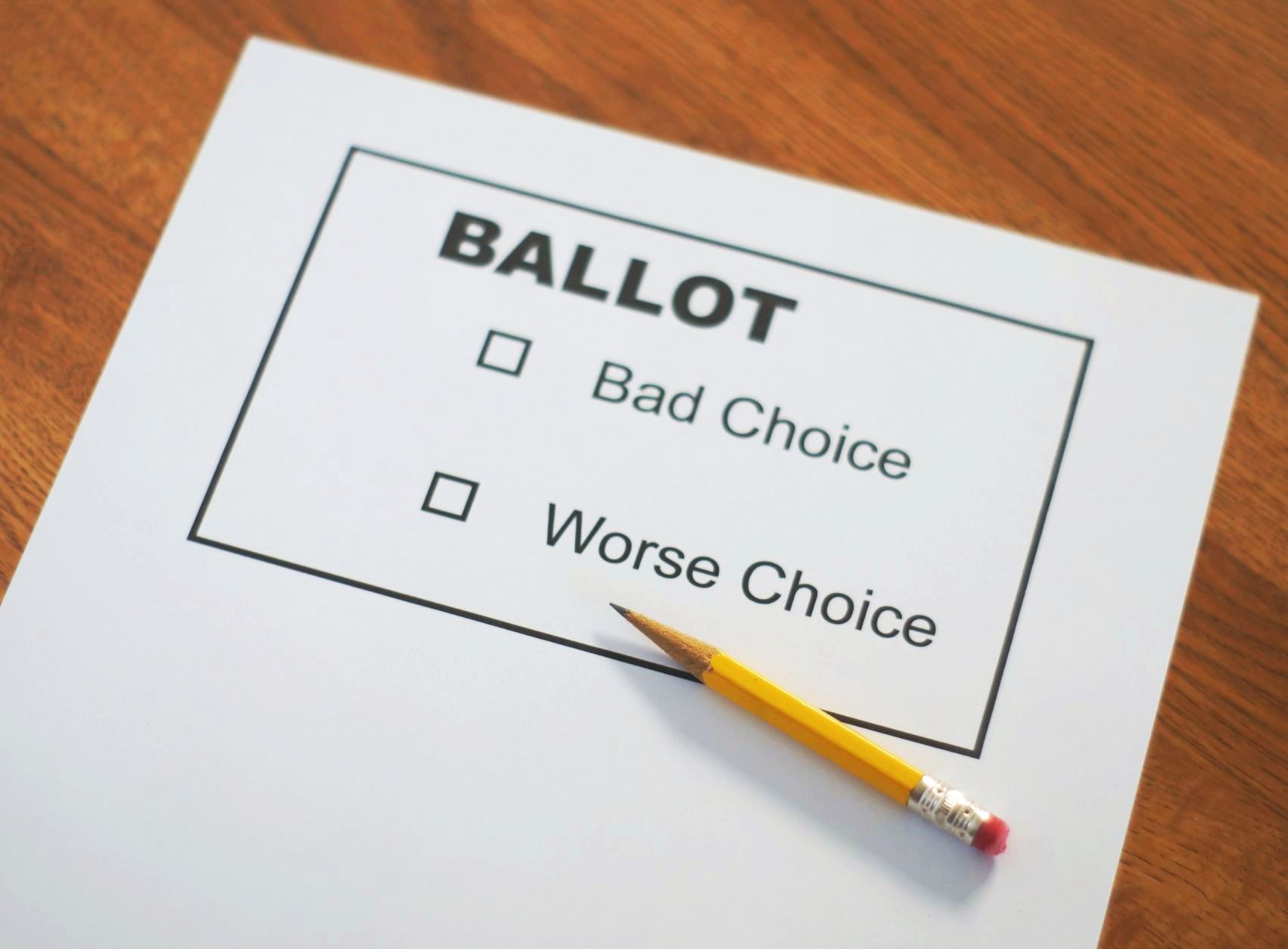 2016 Republican Presidential Primary Ballot