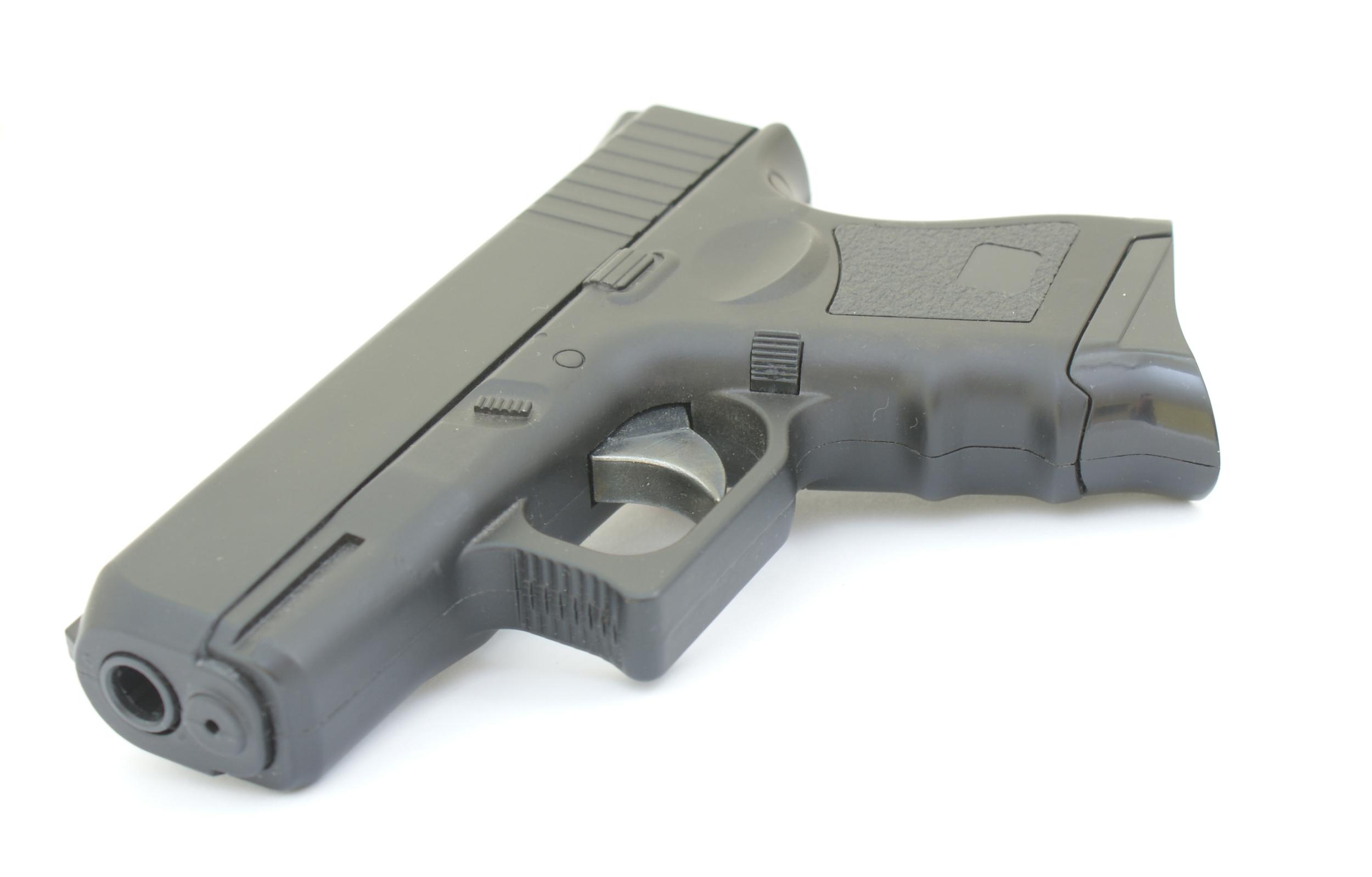 Guns kill people