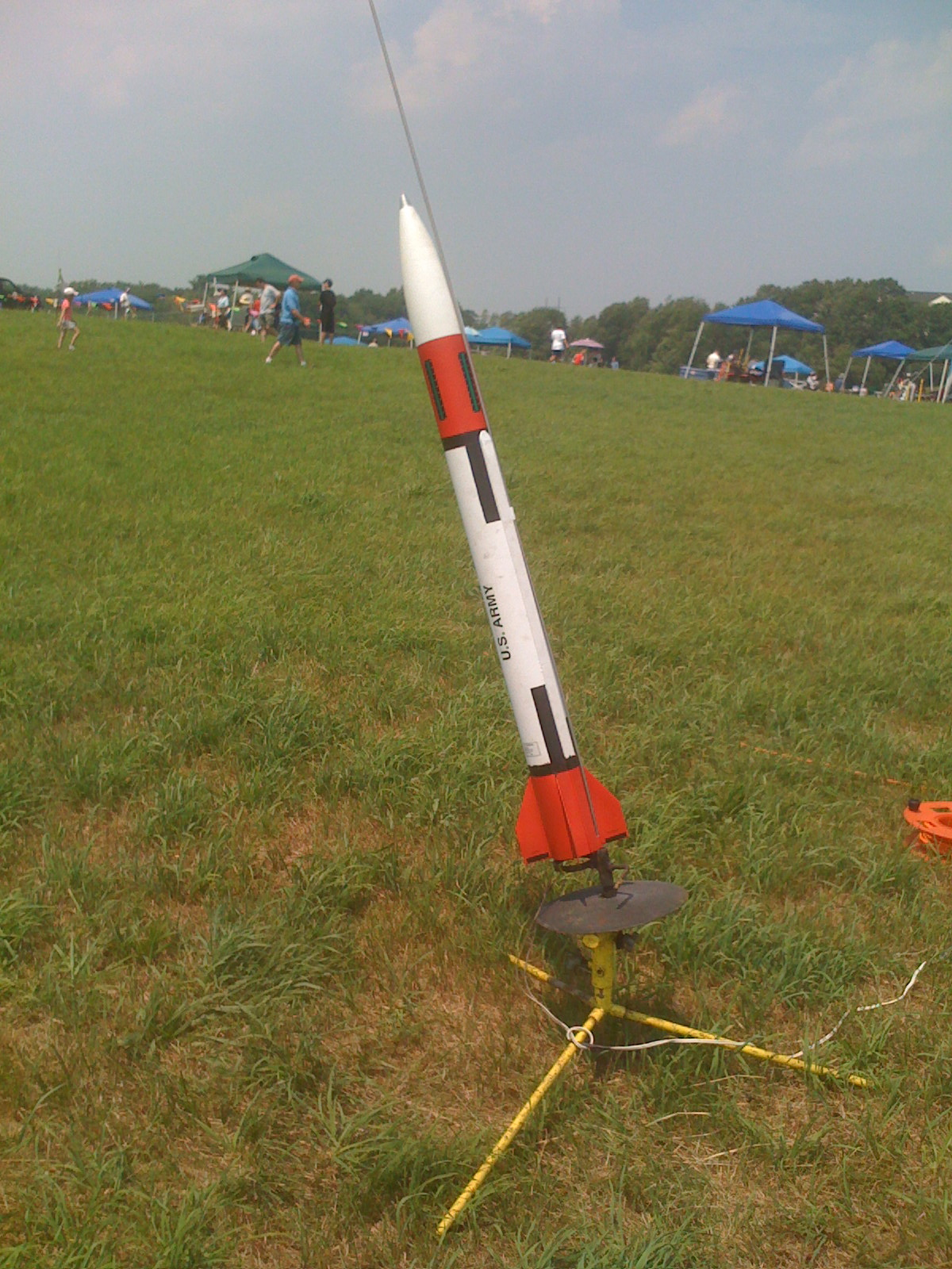 This is the only rocket NASA can afford.