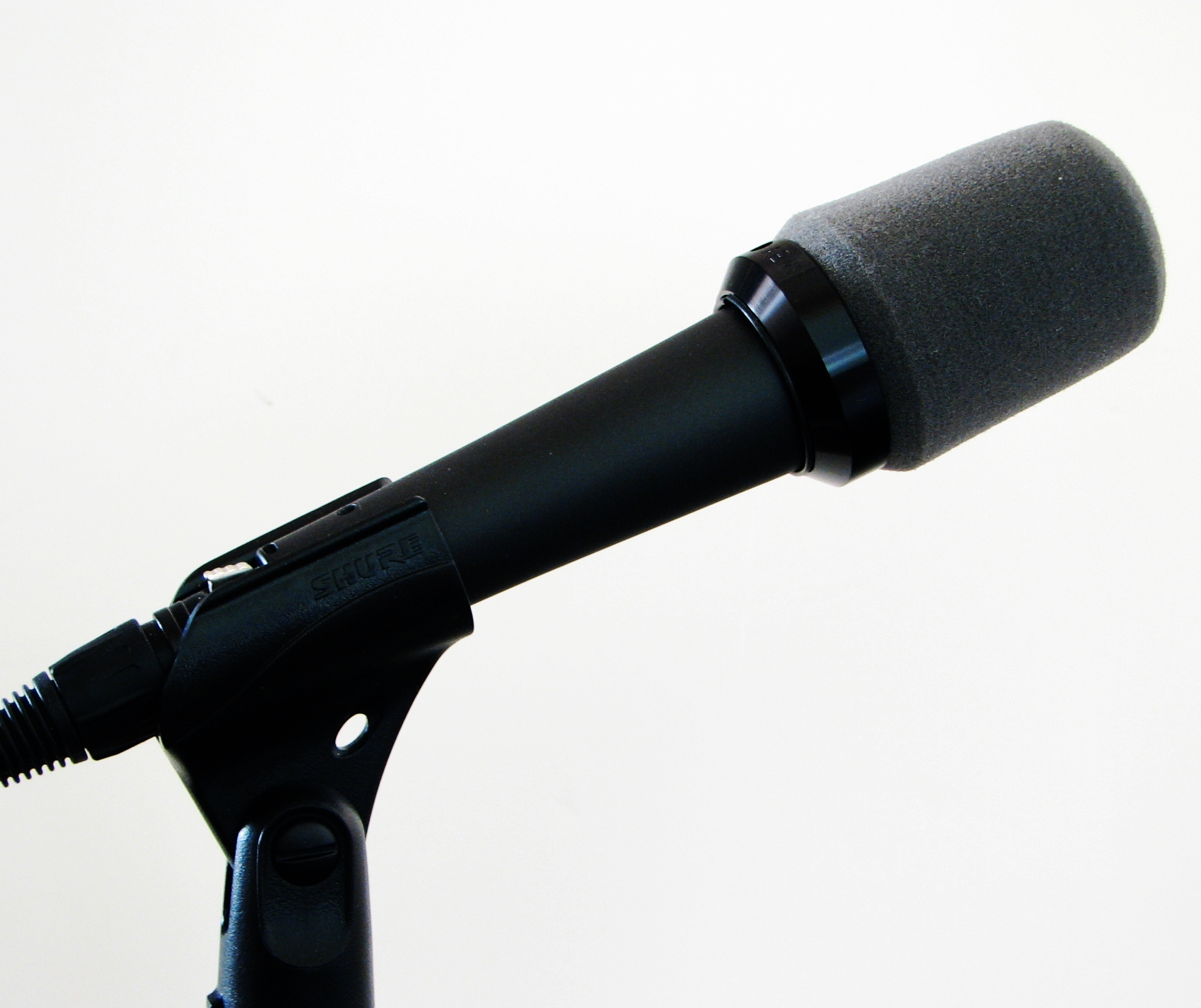 At least the mics worked well at the new venue