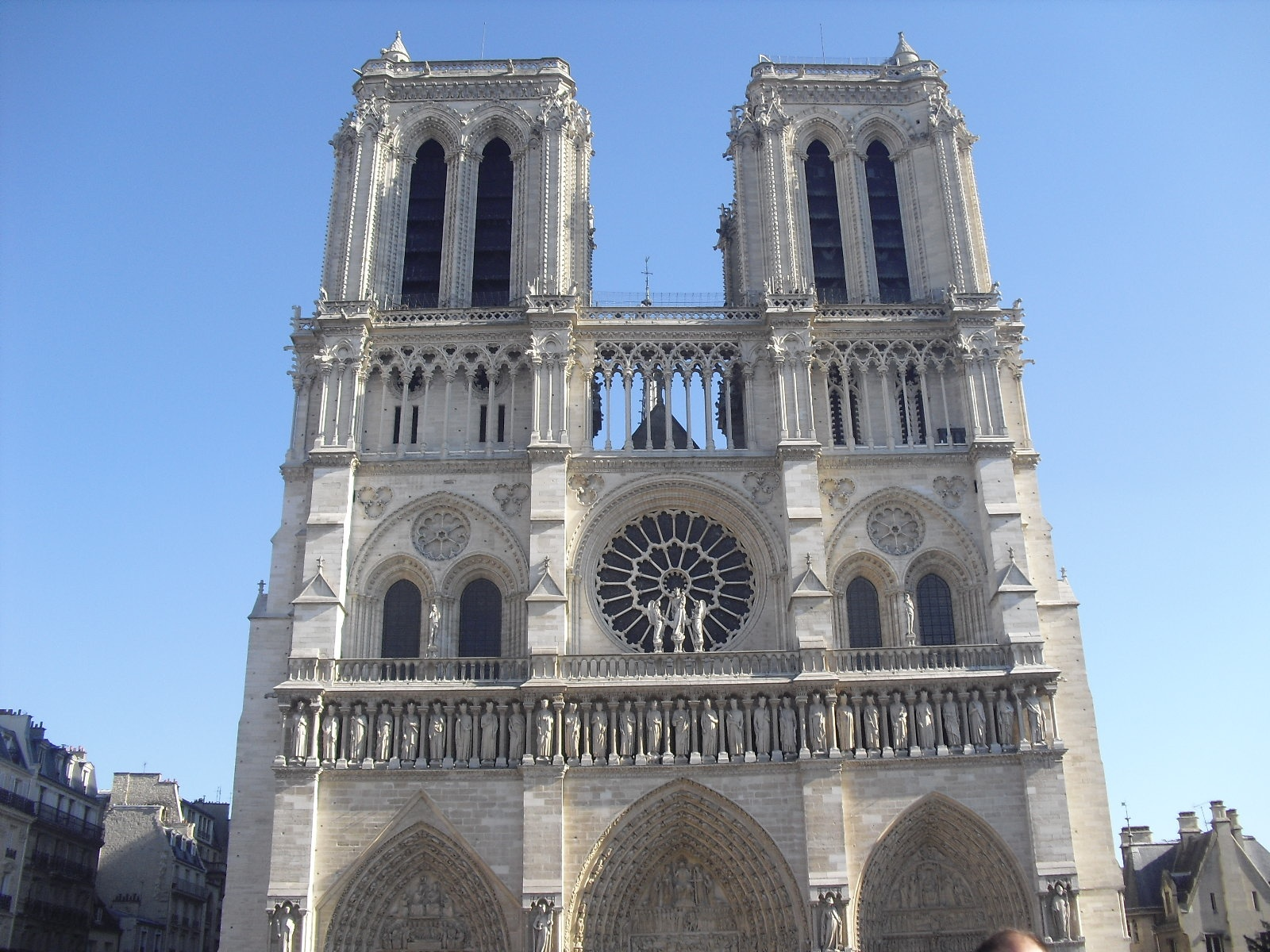 Does Michigan have a rival in Paris?