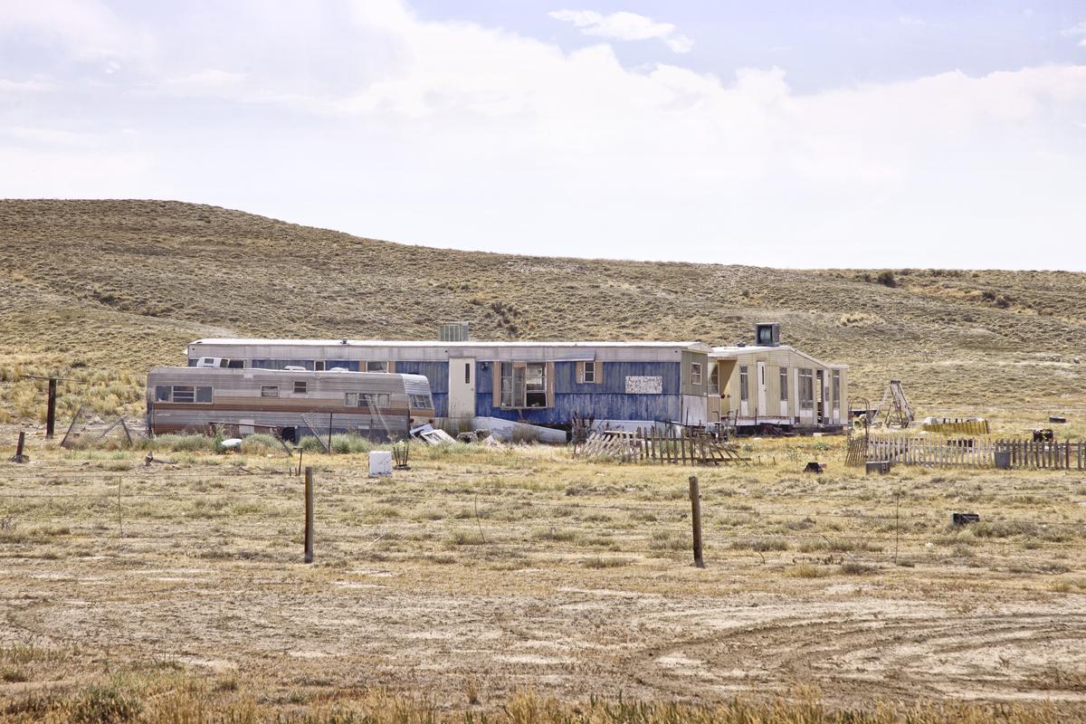 Near the Badlands, South Dakota 2013