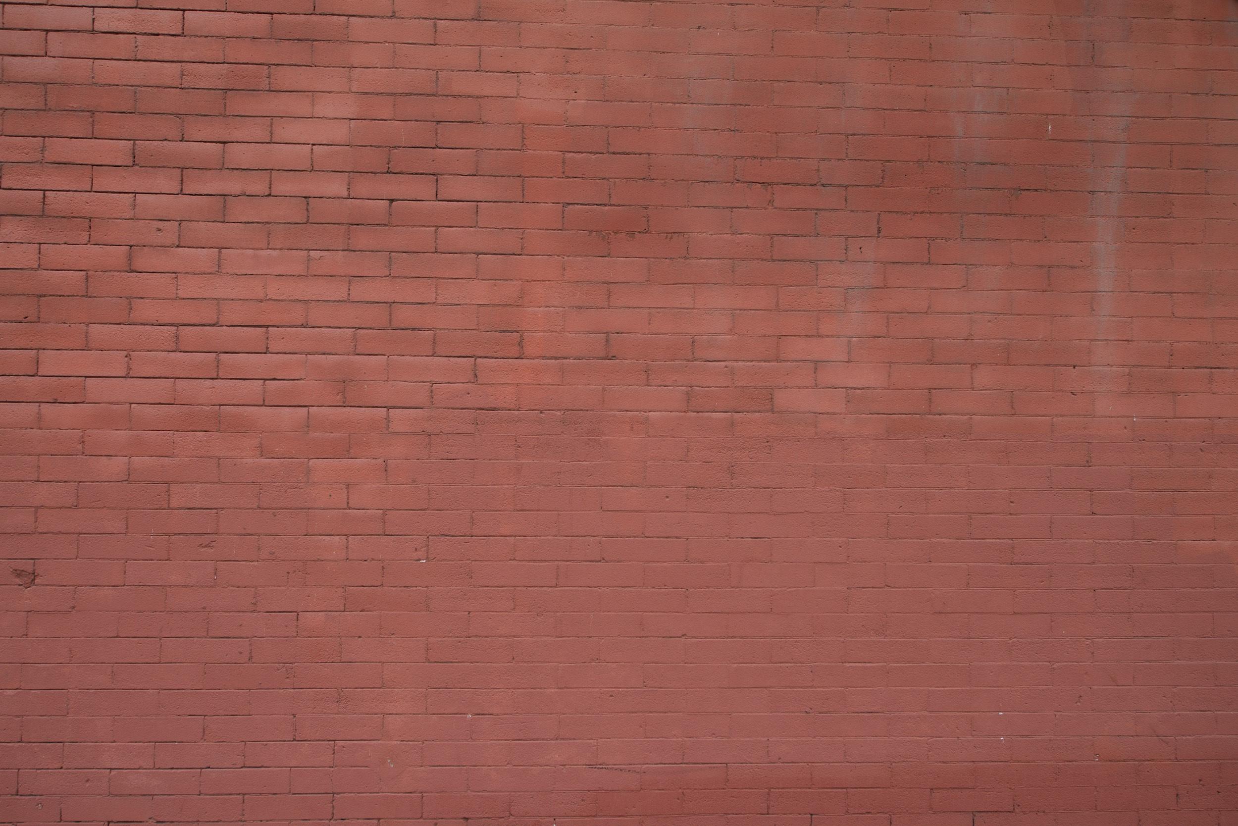 2014-0064-0014.Brick wall, St. Paul, Minnesota.