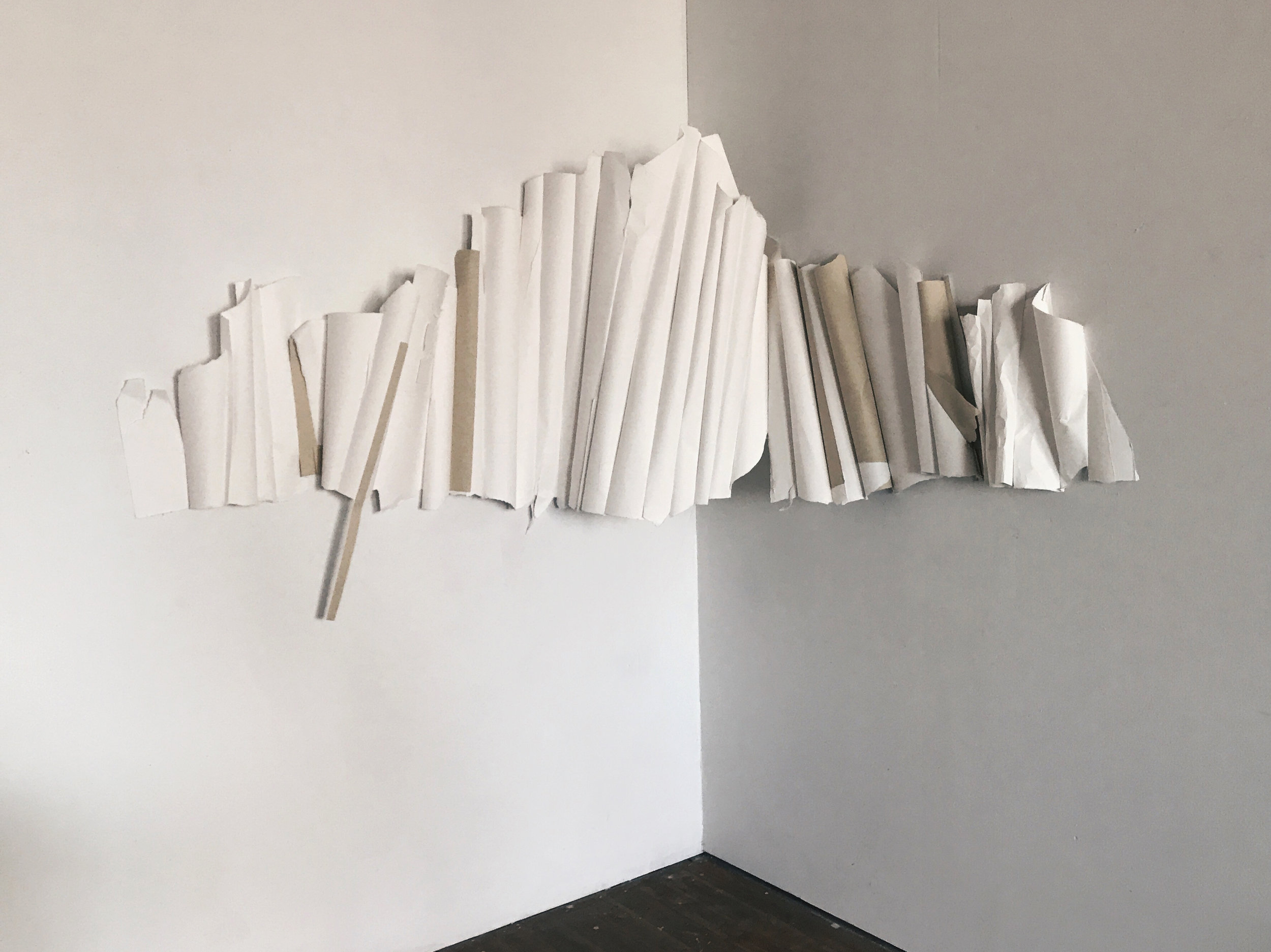 It's Better This Way  Paper and thread  2018